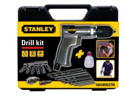 Stanley Wiertarka pneumatyczna 6 bar z uchwytem samozaciskowym+walizka - 160189XSTN