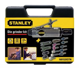 Stanley Szlifierka pneumatyczna prosta 6 bar z osprzętem - 160153XSTN
