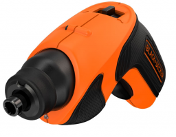 Black&Decker Wkrętak akumulatorowy 3,6V z diodą LED (CS3651LC)