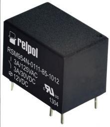 Relpol Przekaźnik 1P 3A CEWKA 5V Dc - RSM954N-0111-85-1005