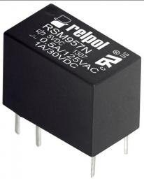 Relpol Przekaźnik 1P 1A cewla 5V Dc - RSM957N-0111-85-S005