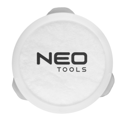 NEO Filtr przeciwpyłowy z 2 obręczami mocującymi 10szt. - 97-370