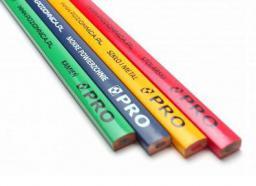 PRO Ołówek do mokrych powierzchni 24cm - 3-01-12-27-002