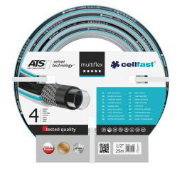 """Cellfast Wąż ogrodowy MultiFlex 1/2"""" 25m (13-200)"""