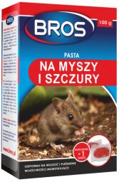 Bros Pasta na myszy i szczury 100g 051
