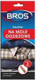 Bros Pułapka feromonowa na mole odzieżowe 1szt. (443)