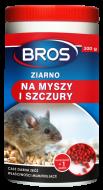 Bros Ziarno na myszy i szczury 90g (057)