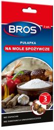 Bros Pułapka feromonowa na mole spożywcze 1szt. (492)