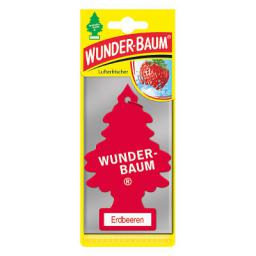 WUNDER-BAUM Zapach choinka truskawka 23-012