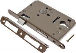 Jania Zamek drzwiowy 72/60mm na wkład z dźwignią (Z007)