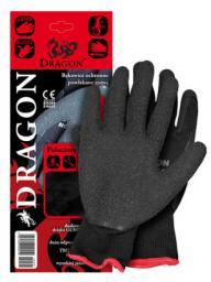 Reis Rękawice ochronne wykonane z dzianiny powlekane rozmiar 9 - DRAGON BB 9