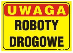 Tablica 35x25cm UWAGA! Nieupoważnionym Wstęp Wzbroniony - T04