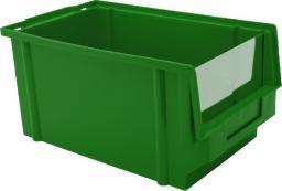 Pojemnik magazynowy rozmiar 2 zielony