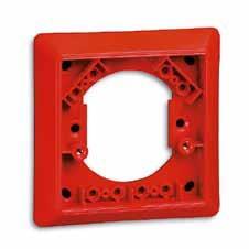 Eaton Ramka CXBZ/O/R do montażu podtynkowego ROP CXM, CXL element systemu pożarowego PLCO4990005015