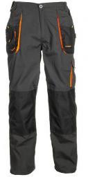 Spodnie do pasa Classic 60114 58 grafitowe