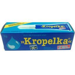 Bripox Poxipol kropelka ŻEL 3gr