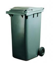 Pojemnik na odpady 240L żółty 1szt.