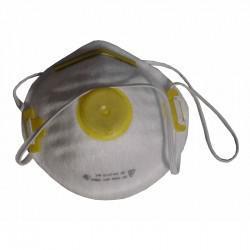 Półmaska filtrująca FS-913 FFP1 NR D z zaworkiem bocznym