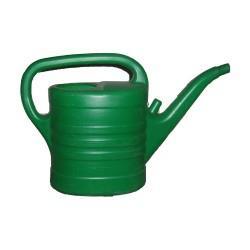 Konewka plastikowa zielona 5L