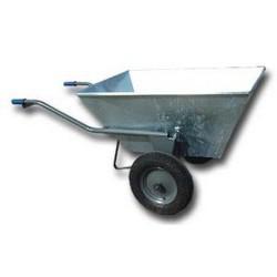 Wózek paszowy ocynk