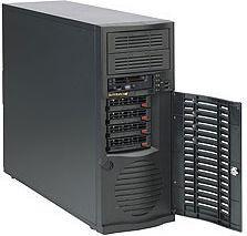 Obudowa serwerowa SuperMicro CSE-733TQ-500B