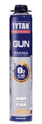 Tytan Pianka pistoletowa PROFESSIONAL O2 750ml
