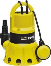 Pompa zatapialna do wody brudnej 410W 7400L/h (PB410)
