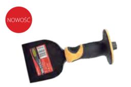 Modeco Przecinak płaski szeroki 100x215mm z osłoną (MN-63-487)