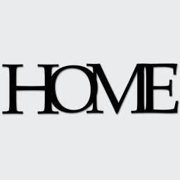 DekoSign Próbka napisu HOME (HOME4-1)