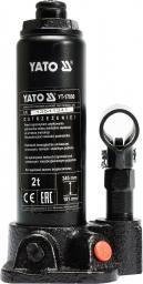Yato Podnośnik hydrauliczny 2T słupkowy 181-345mm (YT-17000)