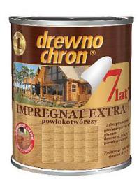 Drewnochron Impregnat extra powłokotwórczy dąb ciemny 0.75L