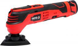 Yato Narzędzie wielofunkcyjne oscylacyjne akumulatorowe 10,8V 2x1,5Ah (YT-82900)