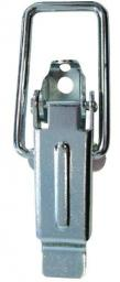Zamknięcie do skrzyń ocynkowane 105x25mm z hakiem typu C 1szt.