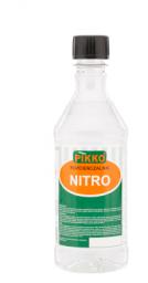 PIKKO Rozpuszczalnik nitro 0,5L plastik