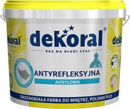 Dekoral Polinak Plus biała 1L