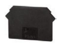 Pokój Płytka skrajna czarna PS-N1 - 41-8113