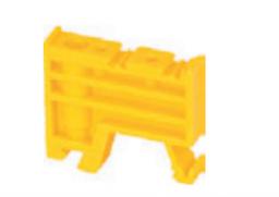 Pokój Trzymacz KU-1/35N żółty - 44-6011