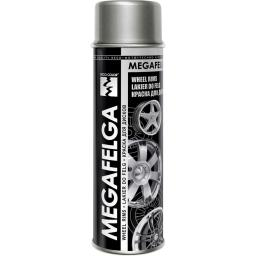 DECO COLOR Lakier akrylowy MEGAFELGA do felg aluminium 500ml - 22541