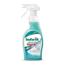 INCO Mleczko do czyszczenia łazienki LUDWIK sprej 750ml