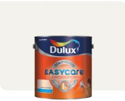 Dulux Plamoodporna farba wewnętrzna EASYCARE nieskazitelna biel 9L