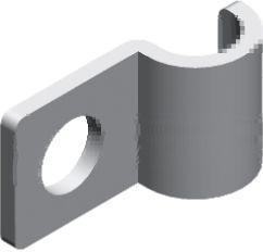 Baks Uchwyt kabla UDF8 E90 (405508)