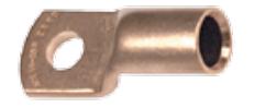 Erko Końcówka rurowa KCS do kabli Cu wielodrutowych niecynowana 12mm - KCS 6-10N