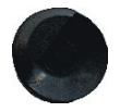 ONNLINE Korek do umywalki 42mm czarny (C-695376)