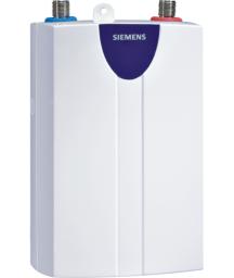 Siemens Ogrzewacz wody przepływowy sterowany hydraulicznie 6kW podumywalkowy (DH06101)