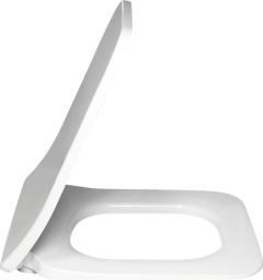 Deska sedesowa Villeroy & Boch Venticello Slim wolnoopadająca weiss alpin (9M79S101)