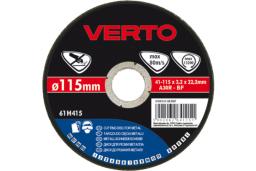 Verto Tarcza tnąca do metalu 125x1.5x22.2mm (61H532)