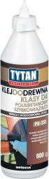 Tytan Klej do drewna PB-350 klasy D4 poliuretanowy 800g (PB-350)