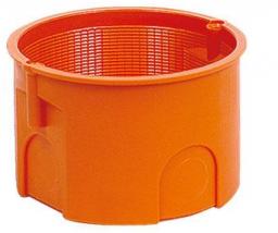 Simet Puszka podtynkowa pomarańczowa 60mm (33048008)