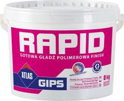 ATLAS Gładź polimerowa Rapid gotowa 2kg