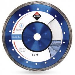 RUBI Tarcza diamentowa do materiałów twardych TURBO VIPER TVH 250mm (31937)